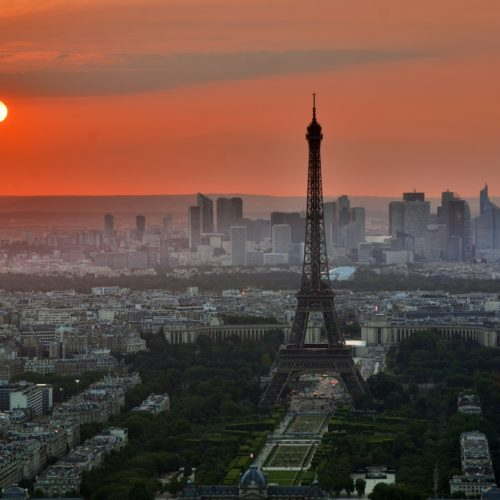 6-Day Central and Western Europe Tour Package Zurich to Paris